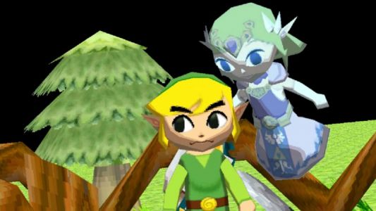 See How The DS Was Able To Pull Off The Legend Of Zelda: Spirit Tracks In This Video