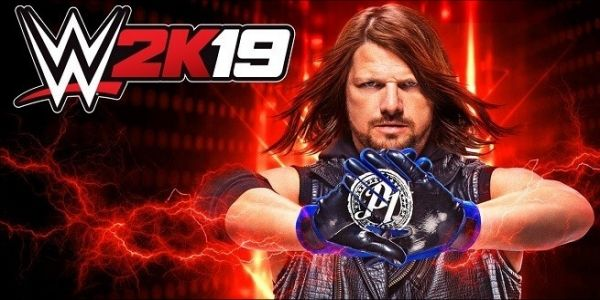 WWE 2K19 Reveals AJ Styles On The Cover, Special Edition Details