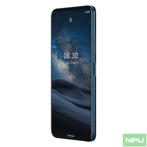 Nokia 8.3 5G compared to Samsung Galaxy S20 FE in terms of Ram management & camera