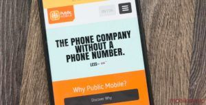Public Mobile deal gets you 1GB of data for under $30 per month