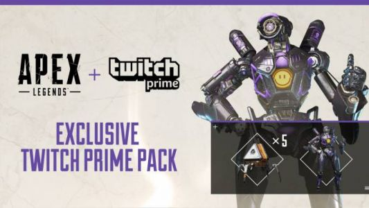 Apex Legends Twitch Prime loot available now: Here's how to get it