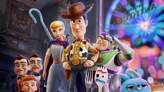 Wonderful Full Trailer and Poster For Pixar's TOY STORY 4