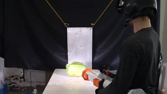 This Custom Made Nerf Rocket Launcher Could Actually Kill Somebody