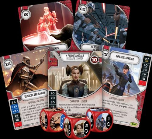 Fantasy Flight Posts New Preview From Star Wars: Destiny: Convergence