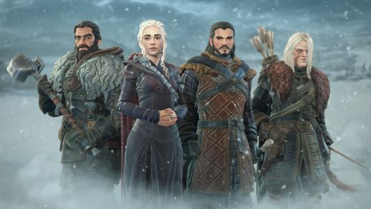 Assemble Your Own Night's Watch In Game Of Thrones: Beyond The Wall