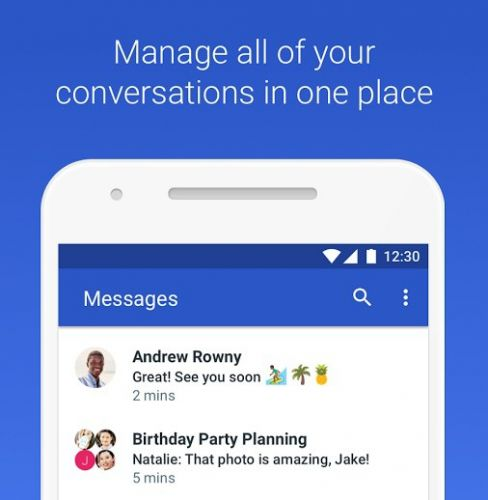 Latest update to Android Messages reveals Google Duo integration to the app