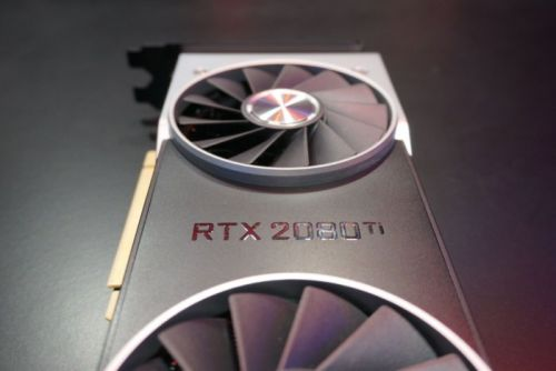 Nvidia delays GeForce RTX 2080 Ti general availability by one week