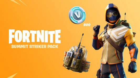 New Fortnite Starter Pack Available, Gets You V-Bucks And A Skin For A Good Deal