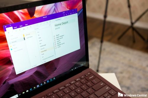 Custom tags are coming to OneNote for Windows 10 and Mac
