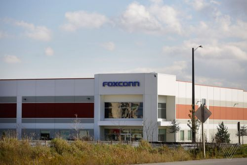 Foxconn wants to alter the Wisconsin deal
