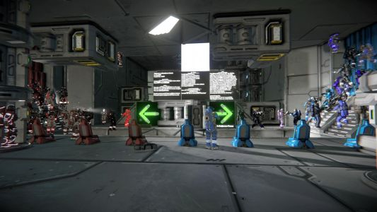 Space Engineers overhauls multiplayer, improves performance, adds women