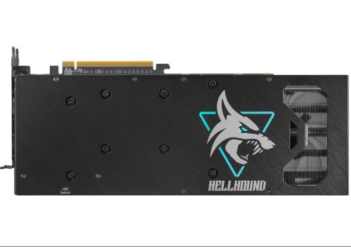 PowerColor Hellhound AMD Radeon RX 6700 Restock Sold for $829.99   Could Proof of Stake be Pulling Down GPU Prices?