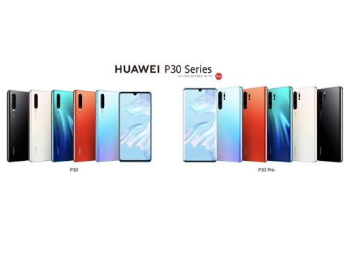 "Huawei unveils the P30 series as it claims to ""set the pace"" for the next generation"