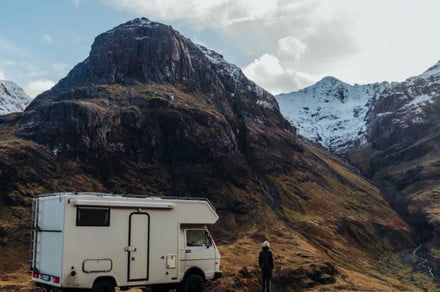 Patagonia follows two snowboarders through Scotland in 'Right to Roam' film