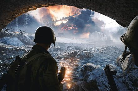 Battlefield Portal's classic maps will not be available in standard 2042 modes