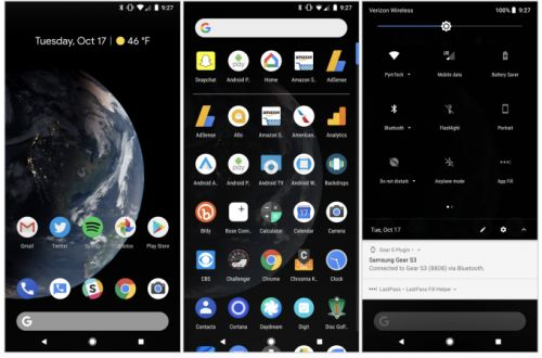 Nope, Android isn't getting a system-wide dark mode