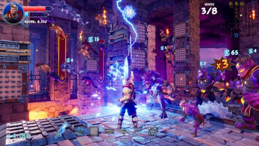 Orcs Must Die! 3 has now launched on things that aren't Stadia