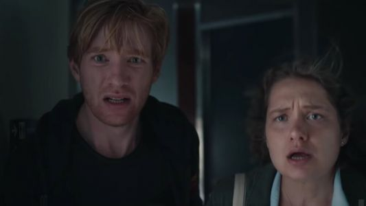 Fun Fast-Paced Teaser Trailer for HBO's RUN with Domhnall Gleeson and Merritt Wever
