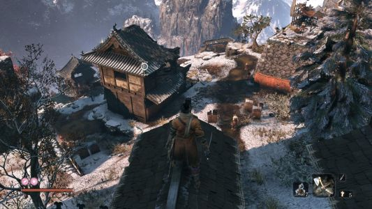 Sekiro: Shadows Die Twice-Where To Find The Shinobi Axe For Killing Shielded Enemies