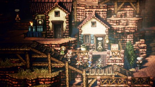 Octopath Traveler Is An Epic RPG Anthology for Nintendo Switch