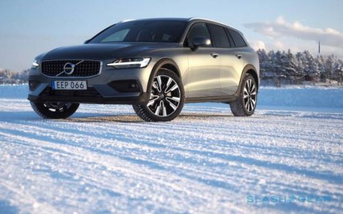 2020 Volvo V60 Cross Country First Drive - The Wagon Agenda
