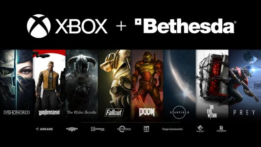 Microsoft have bought Bethesda