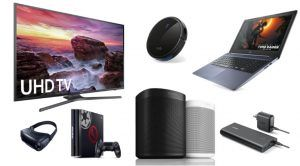 ET Deals: 65-Inch Samsung 4K TV for $800, $150 off Dell's New G3 6-Core Gaming Laptop