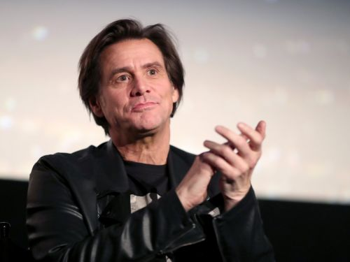 Actor Jim Carrey has emerged as an unlikely political artist and activist - and has attracted over 17 million Twitter followers