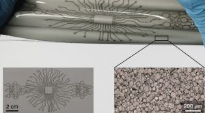 New Material Heals Like Biological Tissue to Maintain Electrical Conductivity