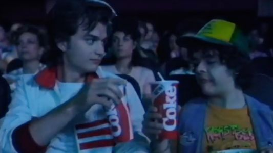 Relive the Greatness of 1985 with This Extended STRANGER THINGS New Coke Commercial