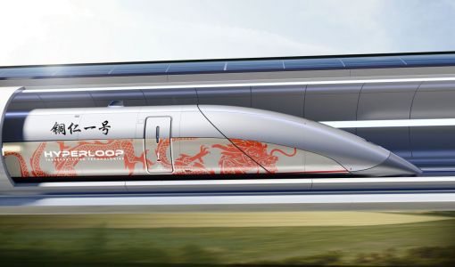 Hyperloop TT will build a test track in China