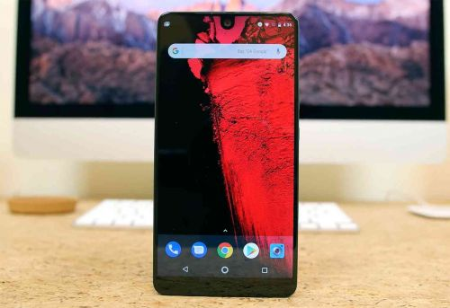 I really wanted to see an Essential Phone 2