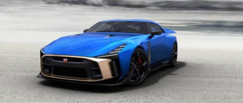 Nissan GT-R50 by Italdesign to enter production in 50 unit limited run