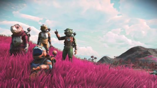 No Man's Sky NEXT Finally Delivers the Game Everyone Wanted