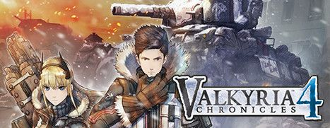 Now Available on Steam - Valkyria Chronicles 4