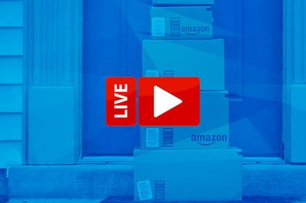 Catch our live video coverage of the best Prime Day deals of 2018