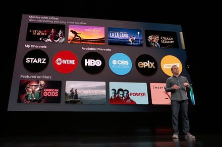 With tvOS 12.3, Apple's TV app begins its platform-conquering journey