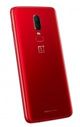 OnePlus 6 Comes In New Red Finish