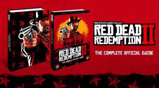 Here Are Red Dead Redemption 2's Strategy Guides, Including A Collector's Edition