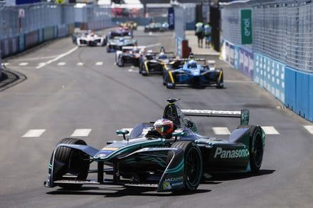 Formula E brings racing back to Switzerland after 60 years