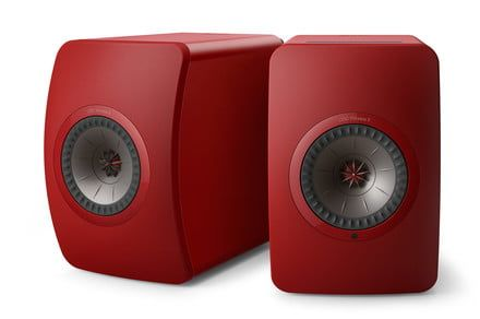 KEF's LS50 Wireless II speakers are a gorgeous Sonos alternative for audiophiles