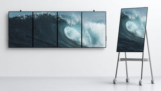 Surface Hub 2 to feature modular design that enables processor upgrades