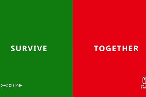 Nintendo and Microsoft team up to promote cross-play, while Sony remains silent