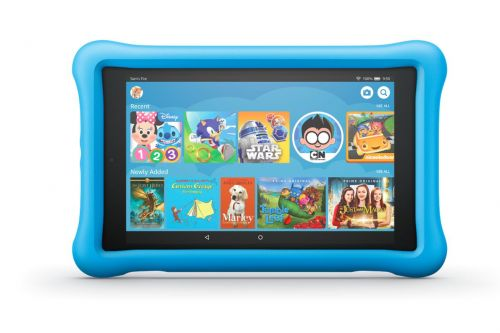 Kids can now stream approved audiobooks through Amazon's FreeTime Unlimited