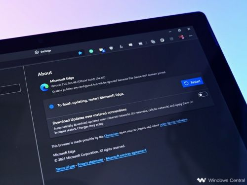 Microsoft Edge Canary quantifies how Sleeping Tabs saves system resources