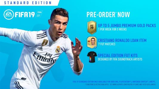 FIFA 19 Release Date / Pre-Order Guide In The US