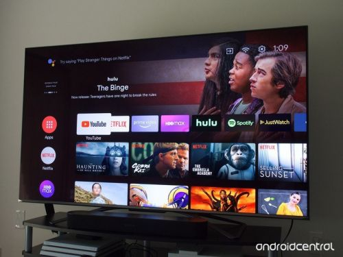 The Google TV app will soon make it a lot easier to control your Android TV