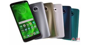 Moto G6 Plus render reveals devices might come in five different colours