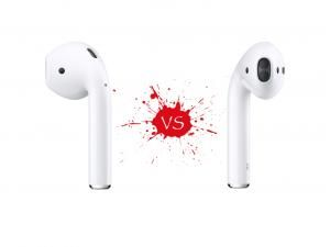 Apple's New AirPods vs Apple's Original AirPods