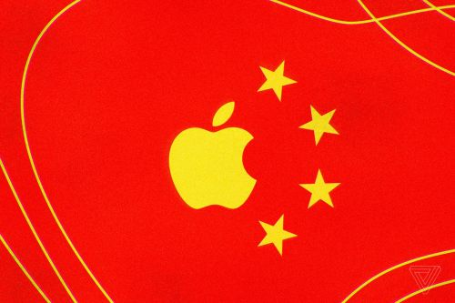 China's smartphone sales slowdown could hurt Apple's bottom line, Goldman says